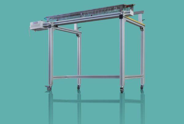 Piegatrice a caldo per piccole e medie produzioni
